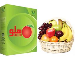 نرم افزار هلو میوه فروشی